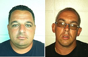 Neil Devito and John Nichols (NJ State Police)