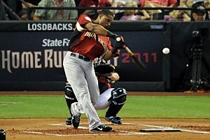 2011 State Farm Home Run Derby - Robinson Cano