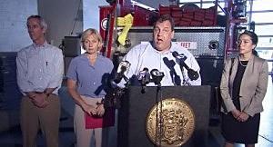 Governor Christie in Atlantic County