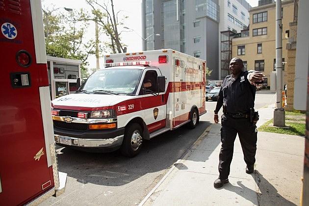 Should NJ EMT's unedrgo background checks?