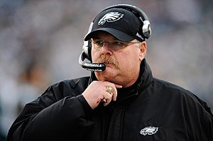 Andy Reid discusses his son Garrett's tragic death