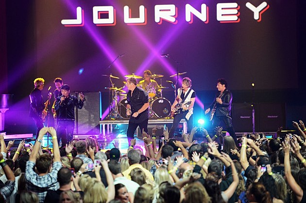 Journey performs at Revel Casino's Ovation Hall