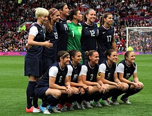 Team USA Women's soccer team
