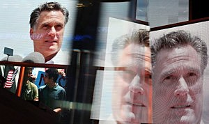 Images of Mitt Romney