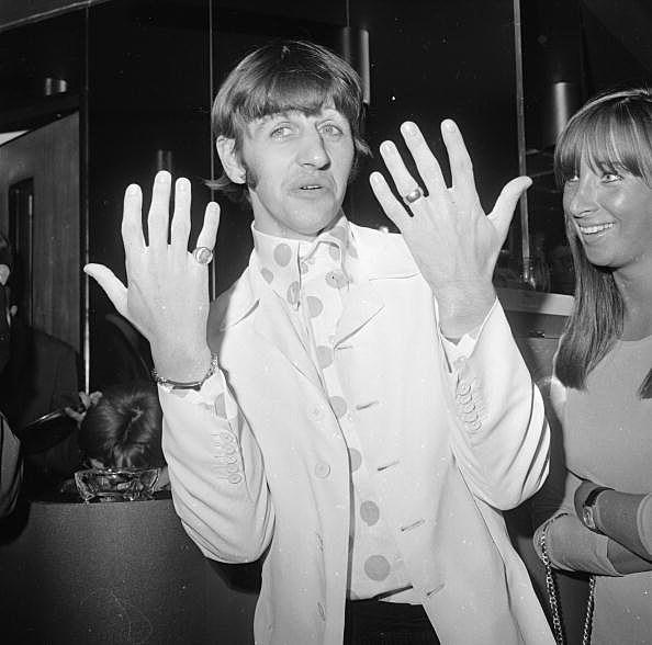 Ringo Starr 1962 - 2018 images & pictures - Ringo starr ...