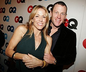 Sheryl Crow & Lance Armstrong in 2005