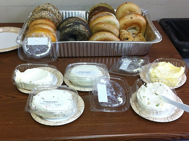 Free Bagels at NJ 101.5