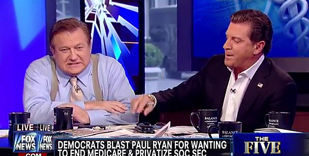Bob Beckel Drops F Bomb on Live TV