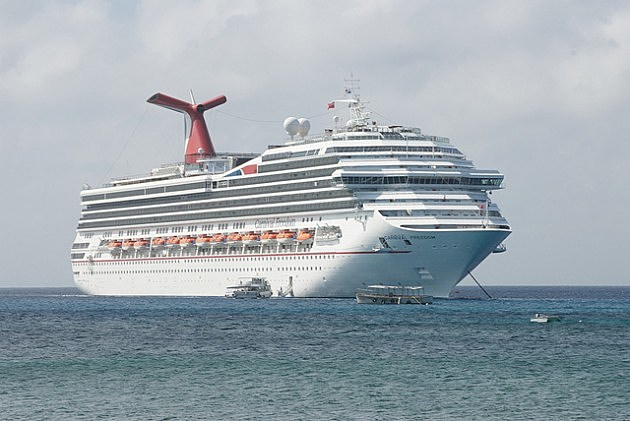Cruise Ships coming to port in Atlantic City