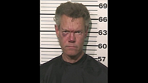Randy Travis Mug Shot