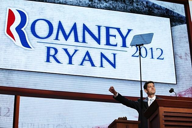 Vice Presidential Paul Ryan