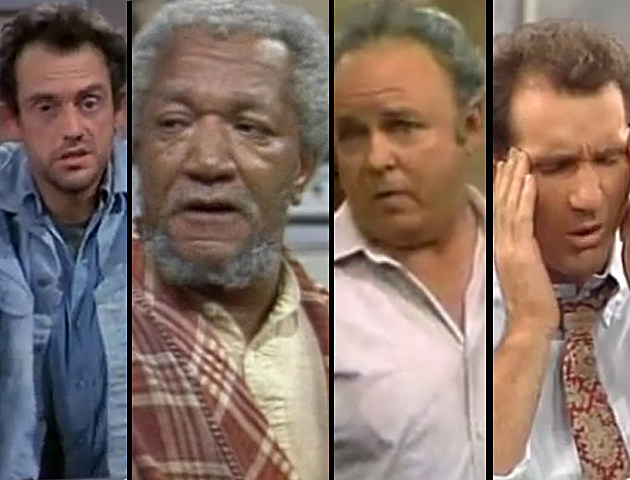 Who Was the Best Televison Characters?