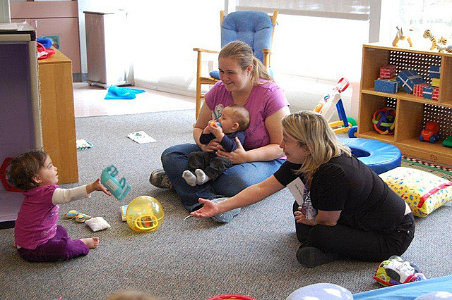 how to open a childcare center in nj