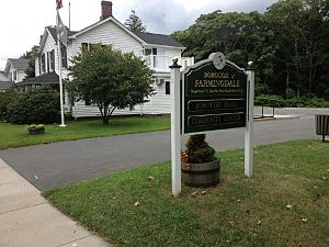 Farmingdale municipal building