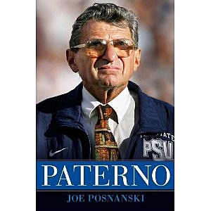 The cover of Paterno by Joe Posnanski