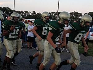 Brick Memorial football team