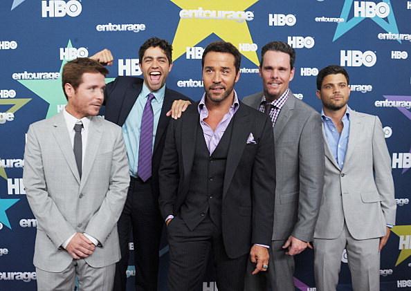 Cast of 'Entourage'