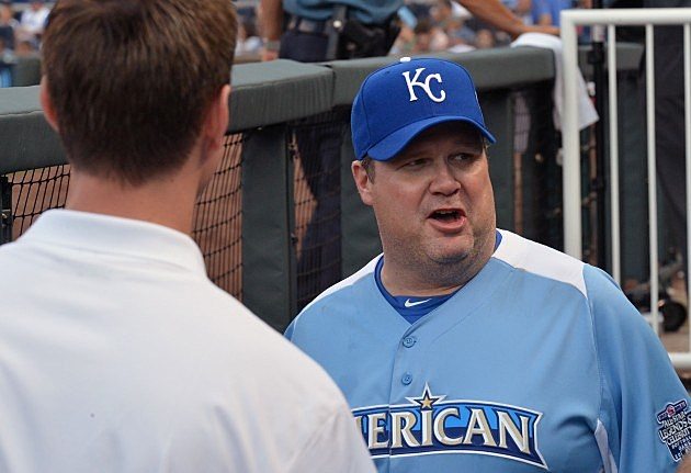 Did Eric Stonestreet Cause a Stir at the Dodgers game recently?