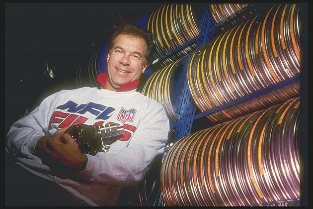 Steve Sabol NFL President Passes Away