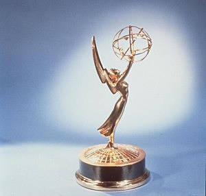 The Emmy Statue Academy Of Television Arts & Sciences