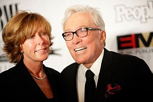 Andy Williams and wife Debbie Williams