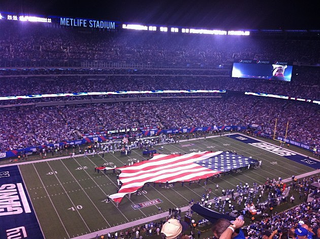 The 2012 NFL Kickoff Game