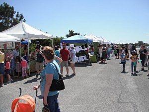 Plum Festival at Island Beach State Park on Sunday