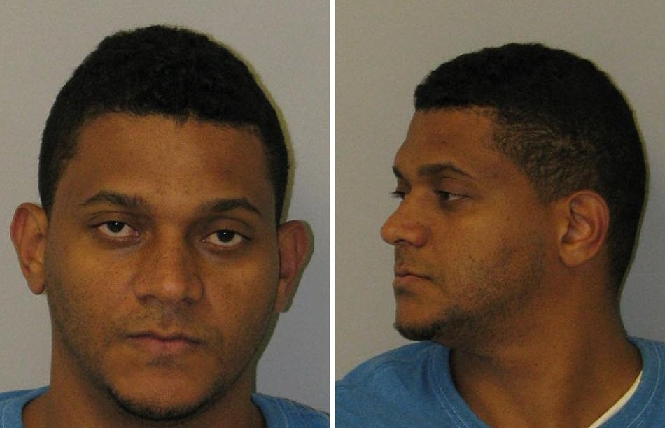 Bus Lewdness Suspect Errinson Medrano Photo Courtesy of NJ State Police