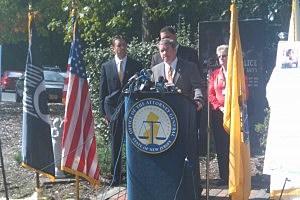 NJ Attorney General Jeff Chiesa