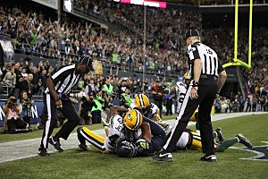 Replacement NFL referees