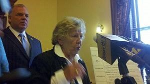 State Senator Loretta Weinberg