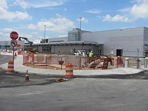 Expansion at Atlantic City International Airport