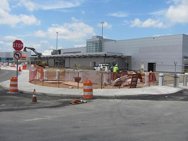 Expansion at Atlantic City International Airport