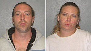 From left to right: Gary R. Oberman Jr. and Melisa Ann Hand (Photo by: Egg Harbor Twp. Police)