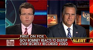 Mitt Romney on Fox