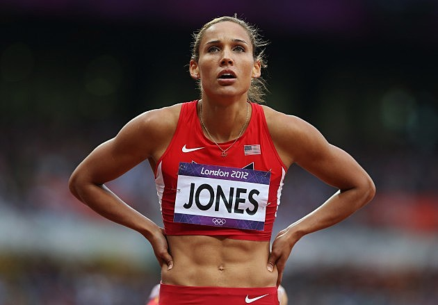 Was Lolo Jones wrong for her tweet to Eric LeGrand