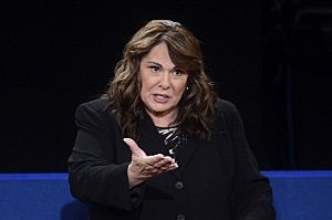 Debate moderator Candy Crowley