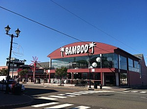 Bamboo in Seaside Heights