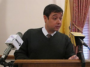 Rob Duffey, Policy and Communications Coordinator for the New Jersey Working Families Alliance. (Photo: Kevin McArdle)
