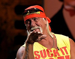 Comedy Central Roast Of David Hasselhoff - Hulk Hogan