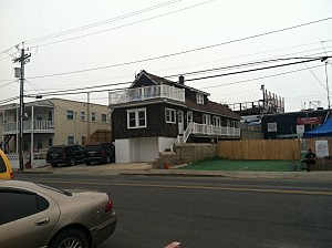 Jersey Shore house in Seaside Heights