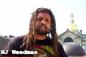 NJ-Weedman Ed Forchion