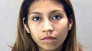 Elizabeth Escalona (PHOTO: Dallas County Sheriff's Department)