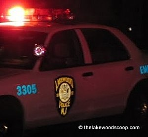 Lakewood police cruiser