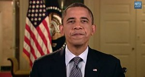 President Obama delivers his weekly media address