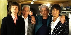 Rolling Stones make their 50th anniversary concert announcement
