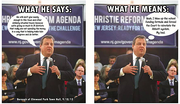 Christie-to-English Dictionary
