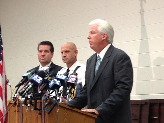 Gloucester County Prosecutor Sean Dalton