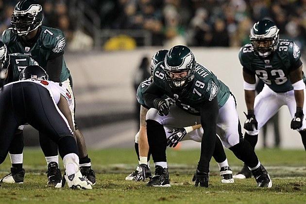 Philadelphia Eagles Lose Todd Herremans for the Year