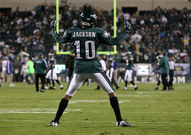 DeSean Jackson will be out for the season